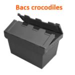 bacs crocodiles